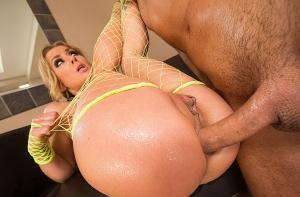 Schwanz in ihrem Arschloch - kostenlos Pornobilder - Foto 838