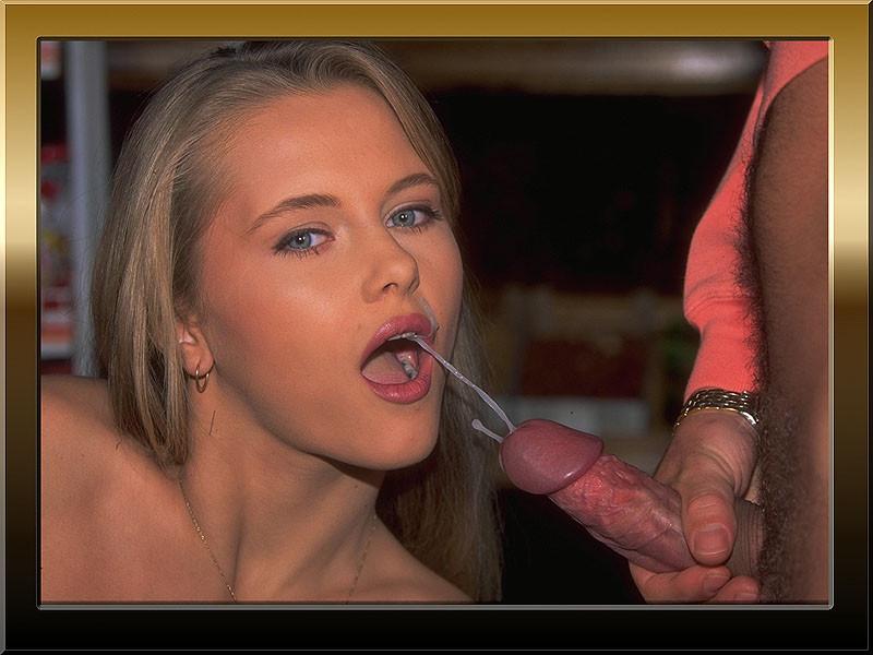 Penis in den Mund - kostenlos Pornobilder - Foto 5638